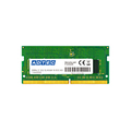 アドテック DDR4 2400MHz PC4-2400 260Pin SO-DIMM 4GB ADS2400N-4G 1枚