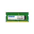 アドテック DDR4 2400MHz PC4-2400 260Pin SO-DIMM 8GB 省電力 ADS2400N-H8G 1枚
